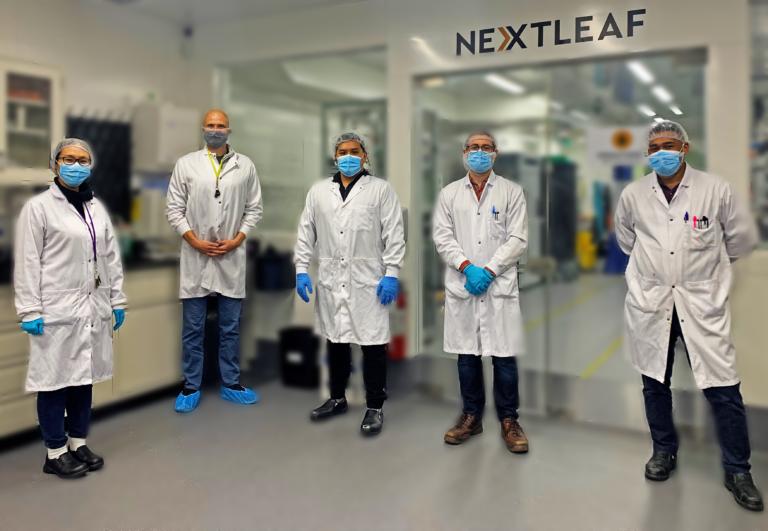 Nextleaf Solutions - R&D Team Group Image