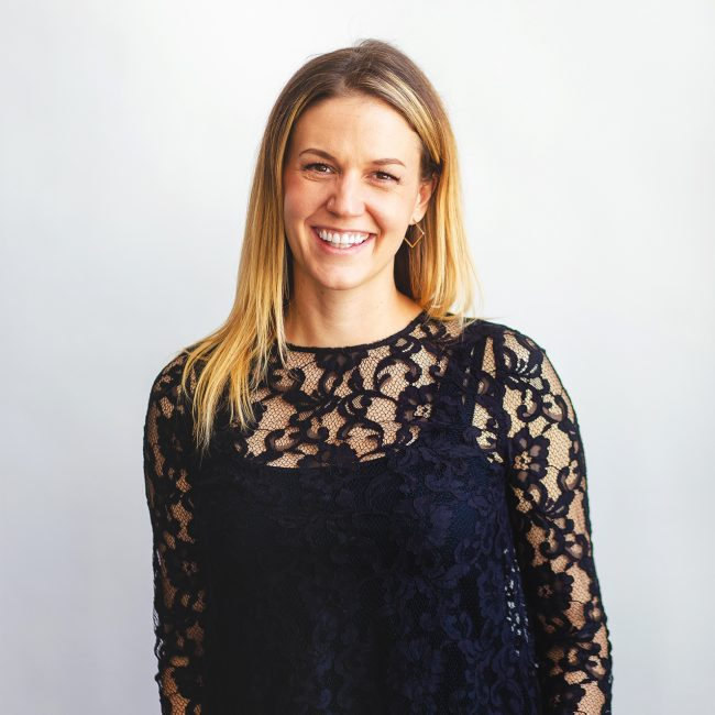 Emma Andrews, Director of Marketing leading Nextleaf's commercial strategy